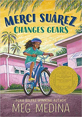 What book won the newbery medal in 2018