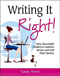 Cover of Writing it Right! by Sandy Asher